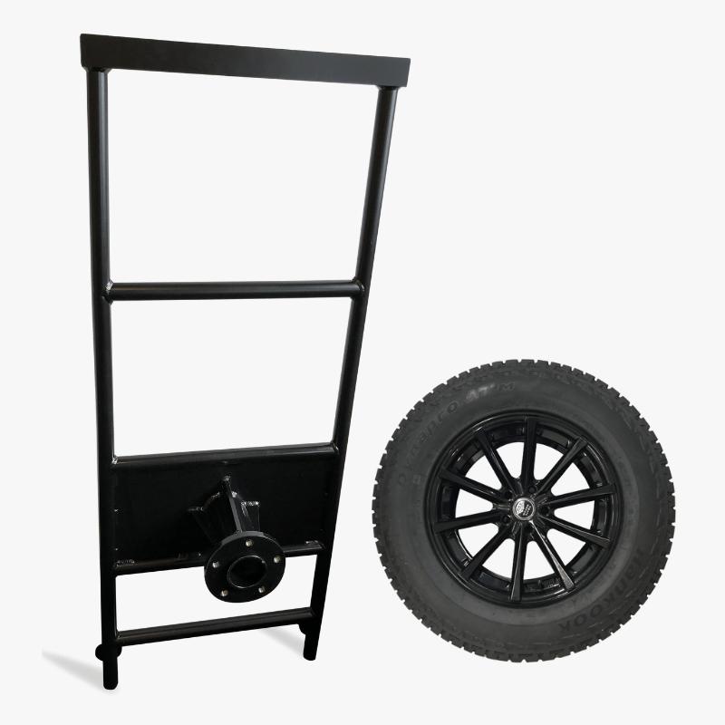 Ranger Spare Wheel Incl. Bracket