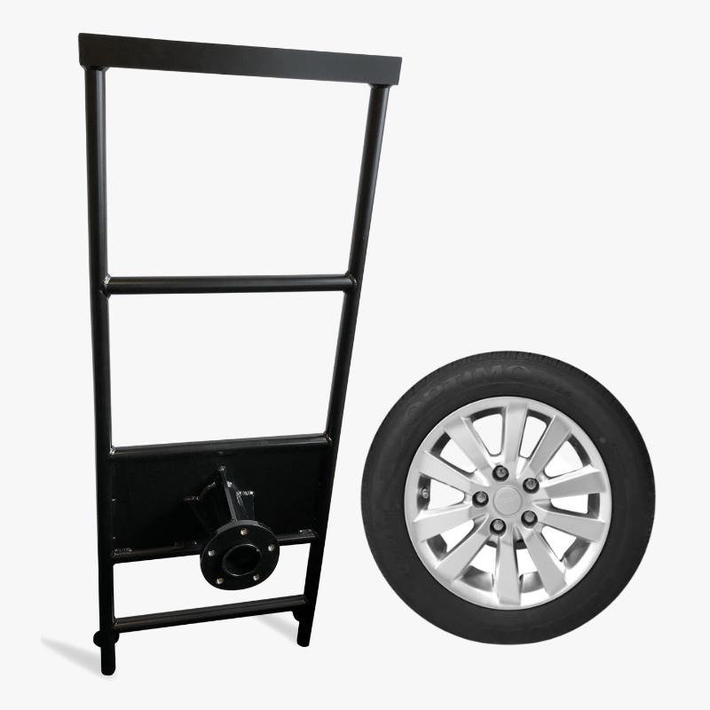 Traveller Spare Wheel Incl. Bracket