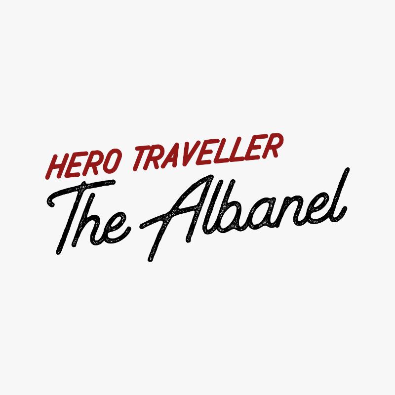 Hero Traveller, The Albanel