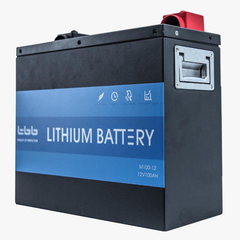 Lithium Battery, 100AH