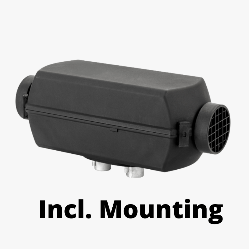 Autoterm Air D2 incl. mounting