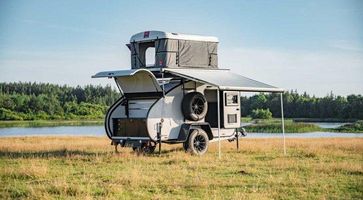 Hero Camper Ranger With Galileo Skybox