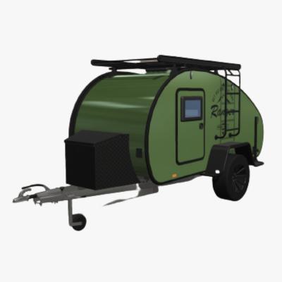 Green Hero Camper